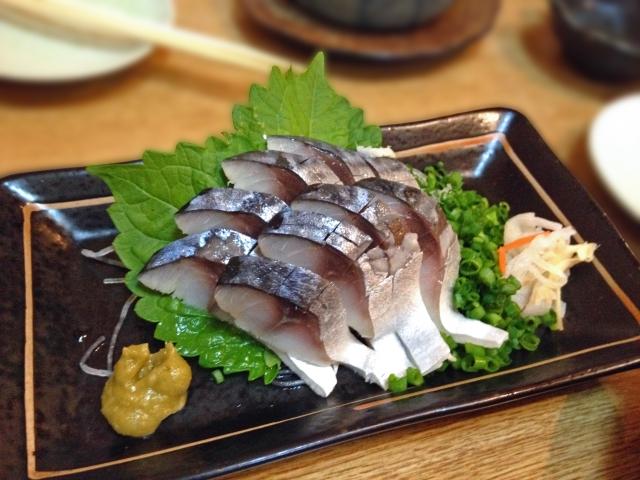 青魚の画像