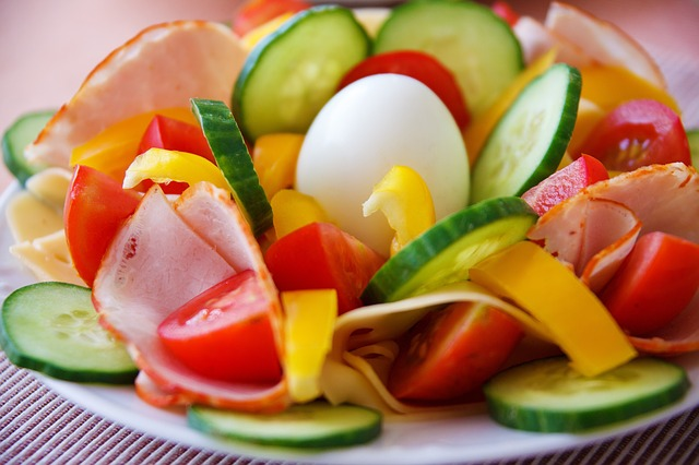食物酵素を摂るの画像