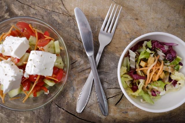 脂肪がつきにくい食事の画像
