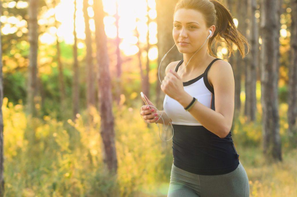 体内年齢を若くする運動の画像