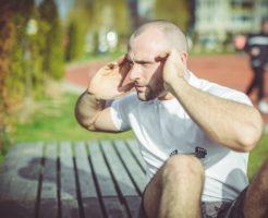 ぽっこりお腹をへこます方法と運動不足を解消する習慣の画像