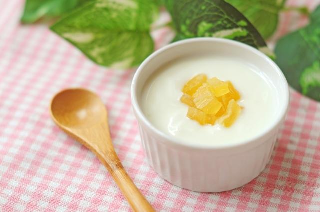 カルシウムを多く含んだ食品の画像