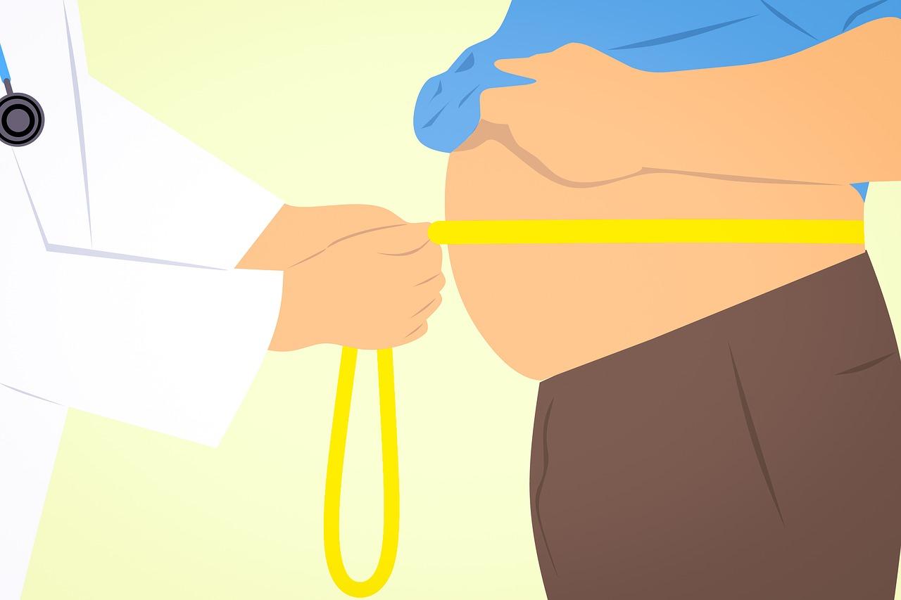下っ腹太りの原因と改善方法の画像