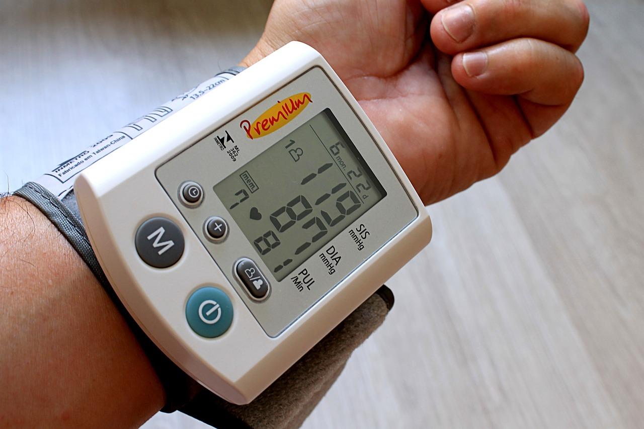 血圧を下げるためのポイントの画像
