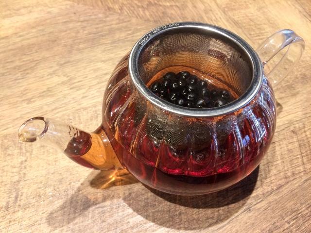 黒豆茶の画像