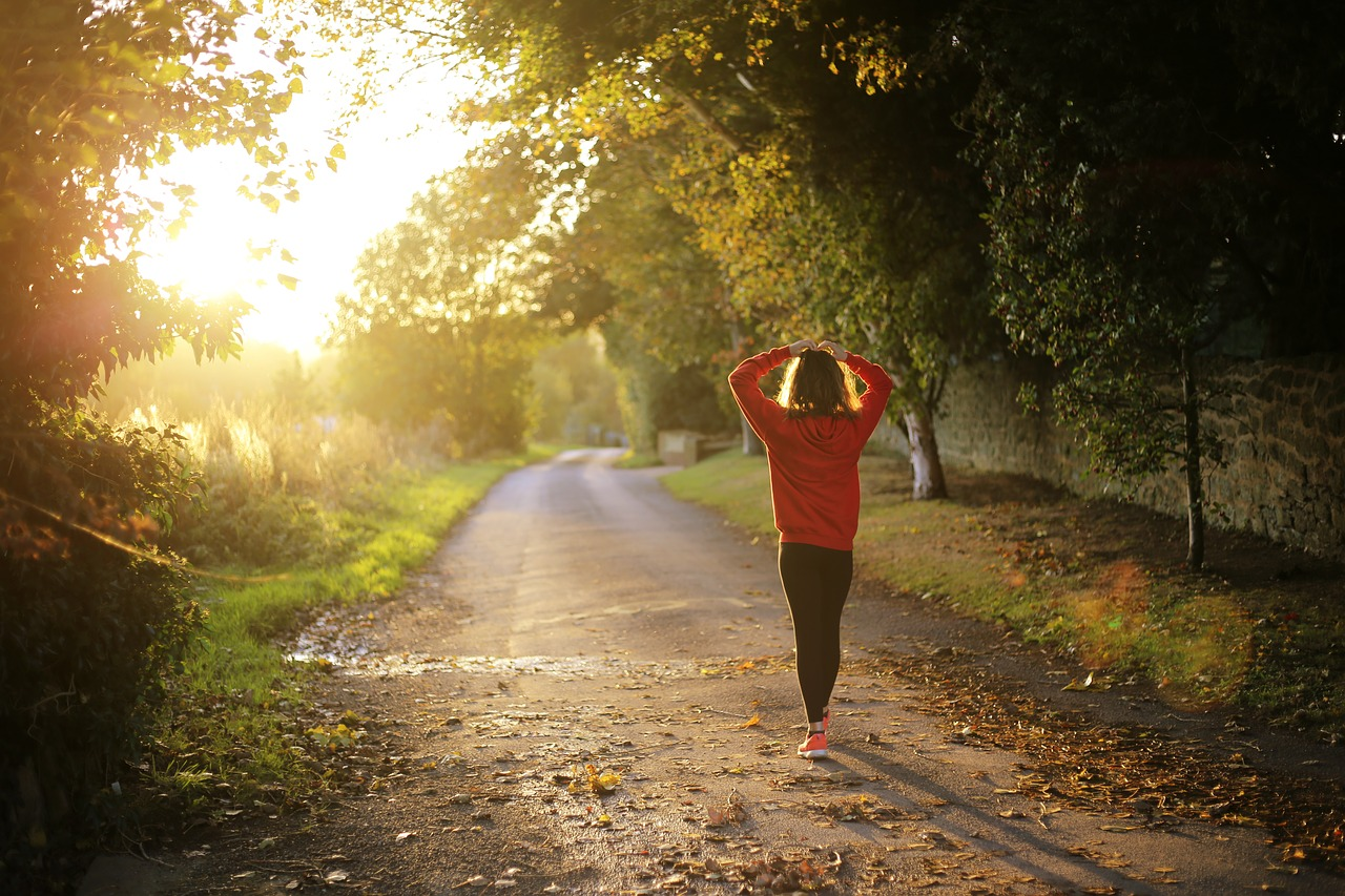 アミノ酸効果を生かす運動の画像