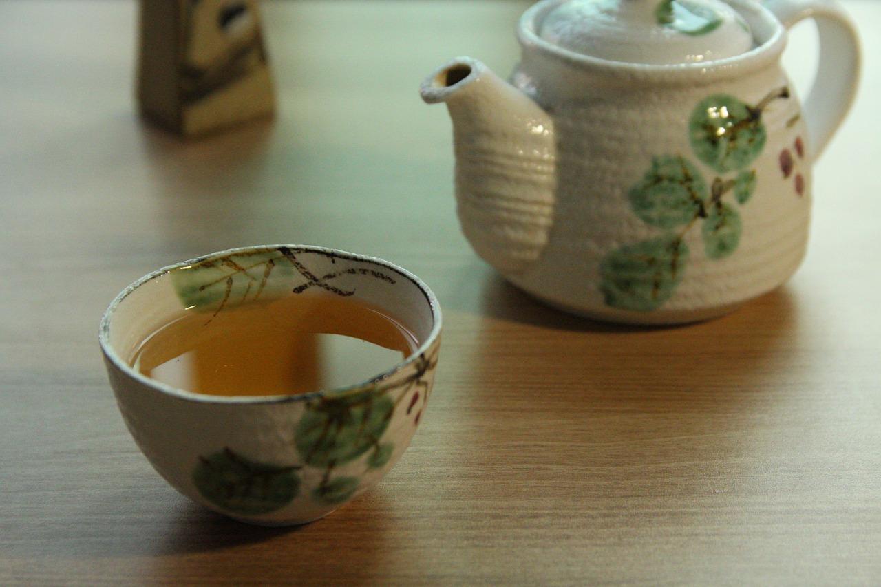 プーアール茶の画像