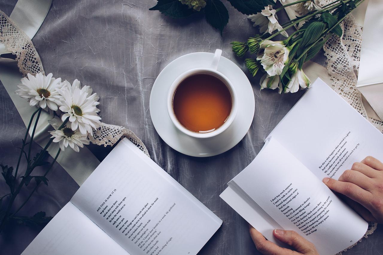 お茶の種類や効能の画像