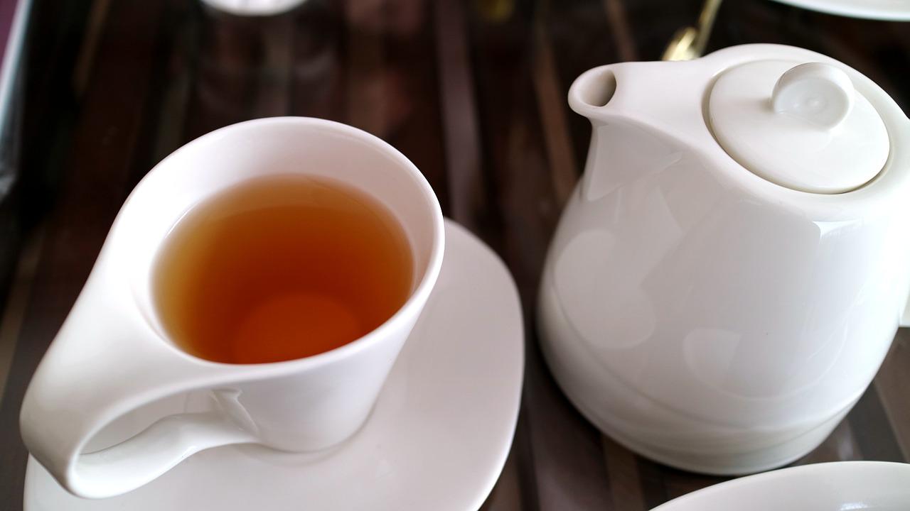 黒ウーロン茶の画像