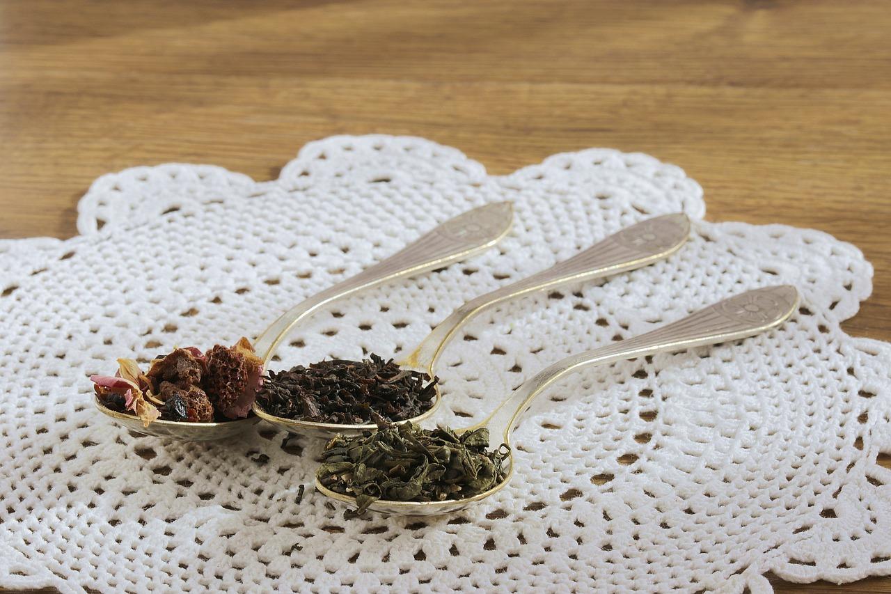 お茶の種類と効果の画像