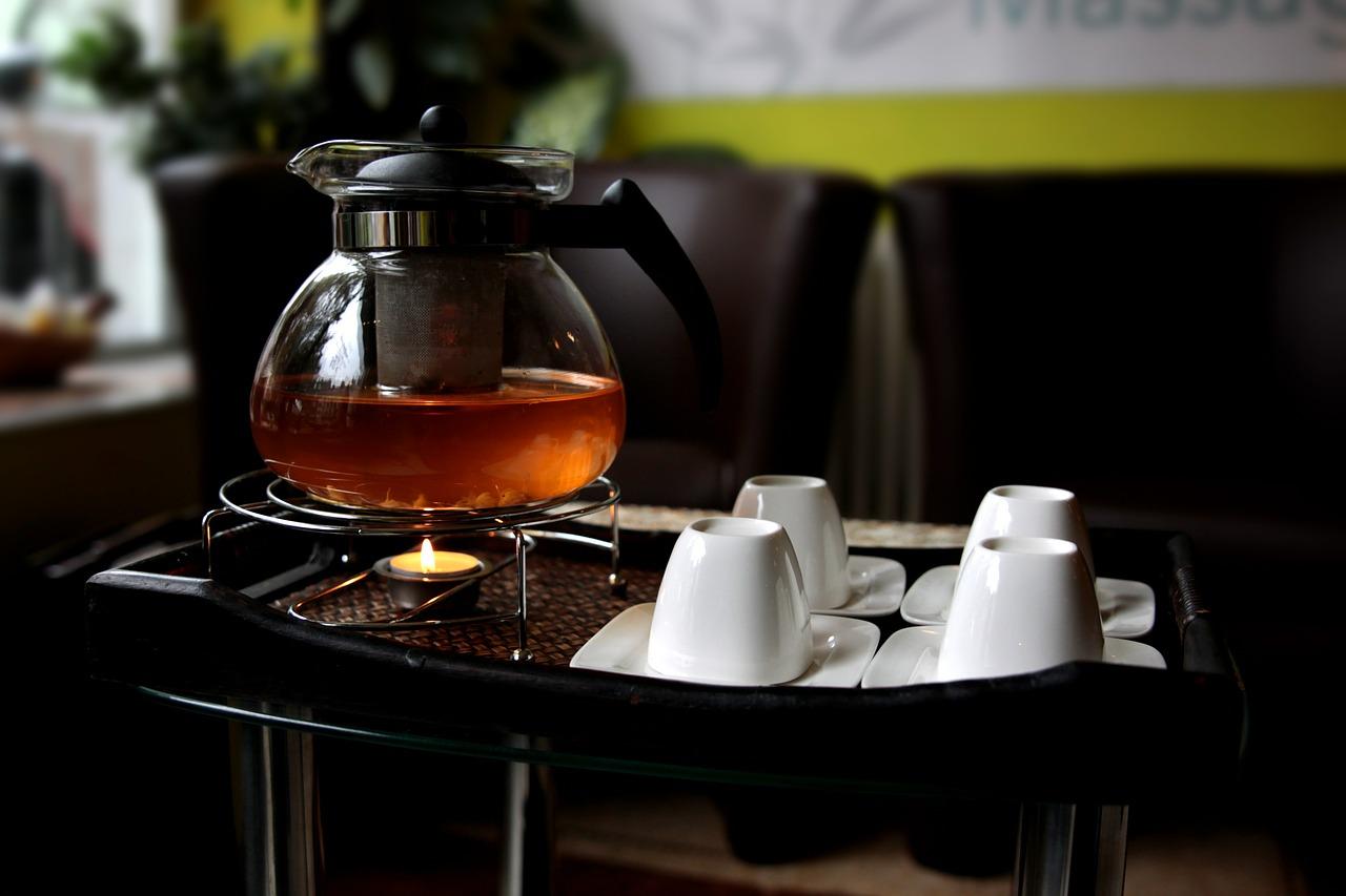 ジャスミン茶の画像