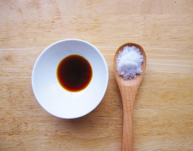 減塩の画像