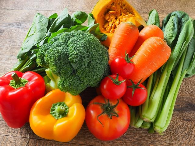 ミネラルと食物繊維の画像