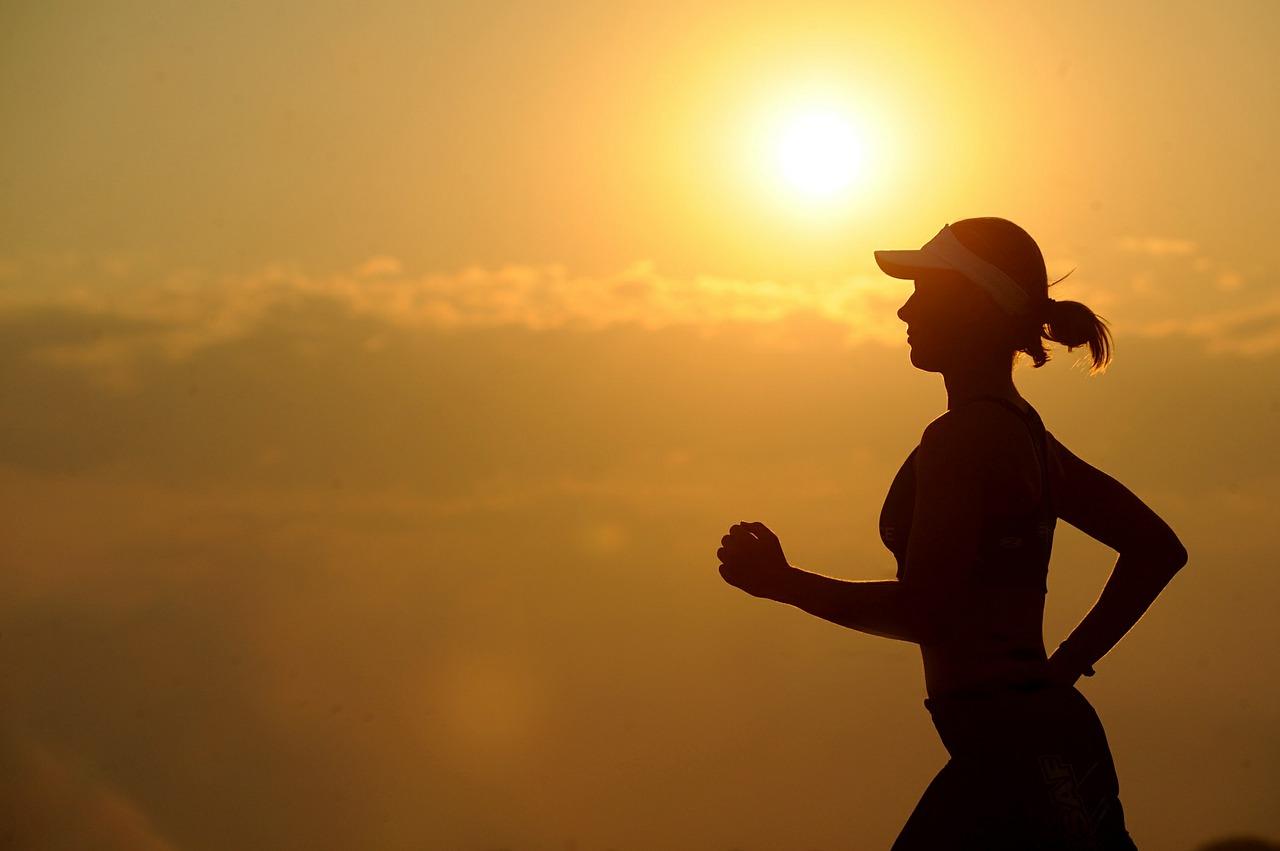 生活をリズムを安定させる運動の画像